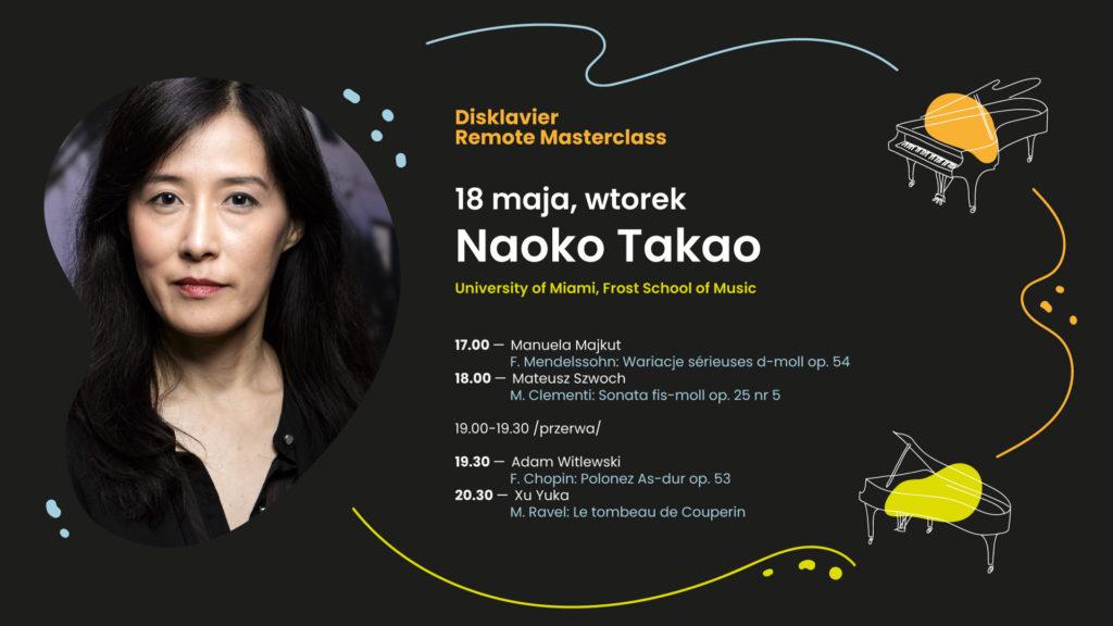 Naoko Takao