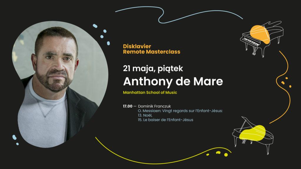 Anthony de Mare