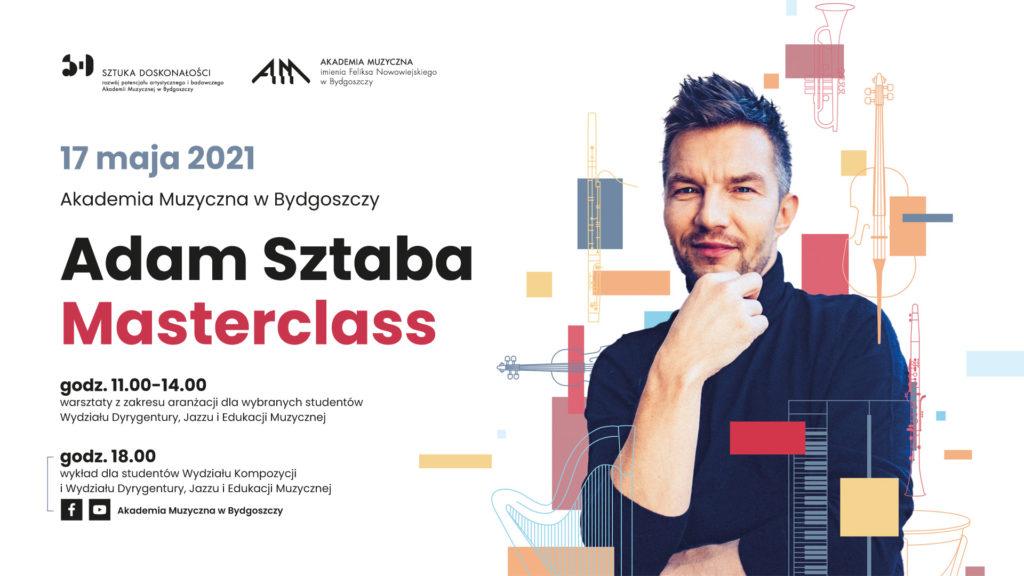Adam Sztaba Masterclass